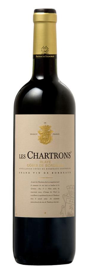 2014 Producta Vignobles Les Chartrons Blaye Cotes de Bordeaux фото