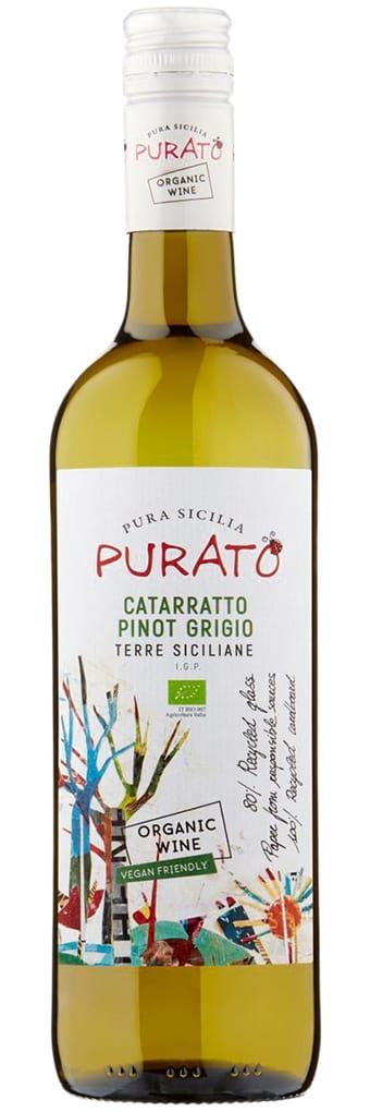Purato Catarratto Pinot Grigio Bio фото