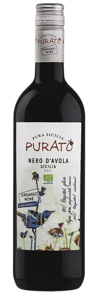 Purato Nero Davola Bio фото