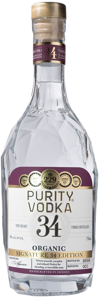 Purity Signature 34 Edition Organic 1.75 liter фото
