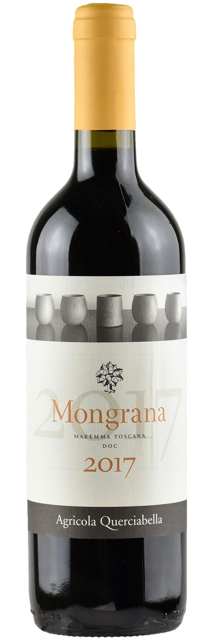 2017 Agricola Querciabella Mongrana Maremma Toscana фото