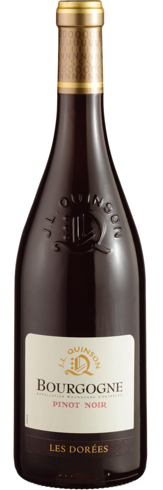 2016 J.L.Quinson Les Dorees Bourgogne Pinot Noir фото