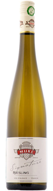2007 Rene Mure «Signature» Riesling Alsace фото