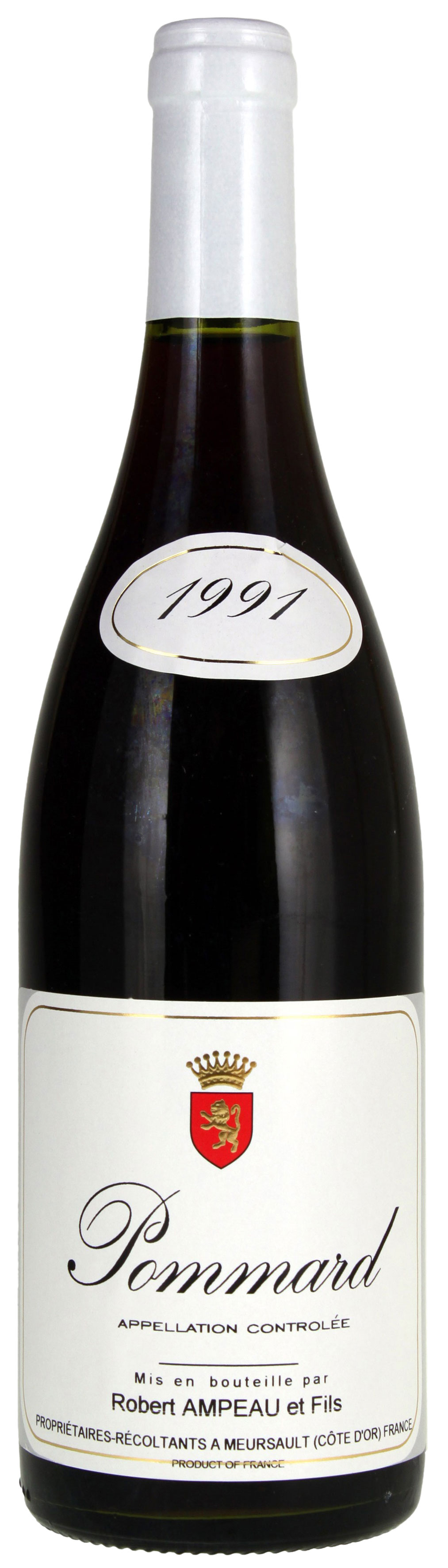 1991 Domaine Robert Ampeau & Fils Pommard фото