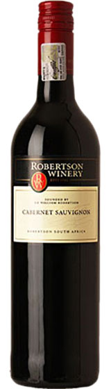 2009 Robertson Cabernet Sauvignon фото