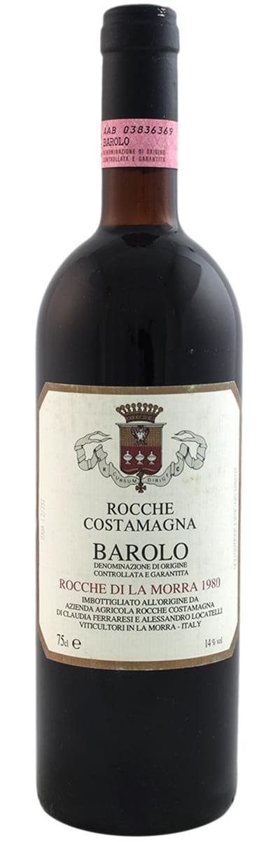 1980 Rocche Costamagna Barolo фото