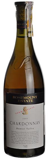 2005 Rosemount Estate Show Reserve Chardonnay фото