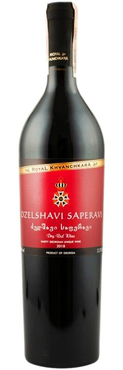 Royal Khvanchkara Dzelshavi Saperavi фото