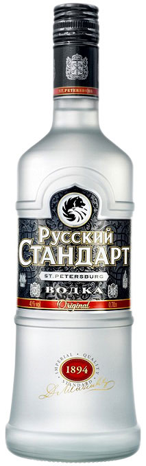 Russian Standard Original 1 liter фото