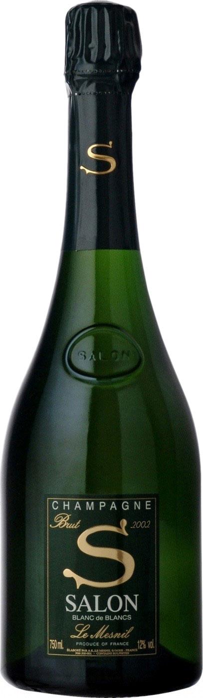 2002 Salon Brut Blanc De Blancs фото