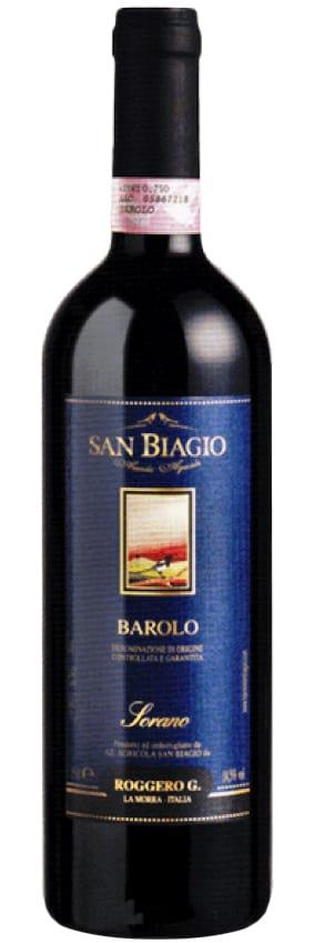 2012 San Biagio Barolo Sorano фото