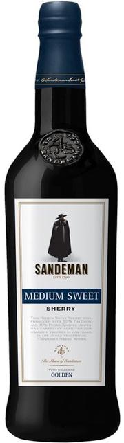 Sandeman Medium Sweet Sherry фото