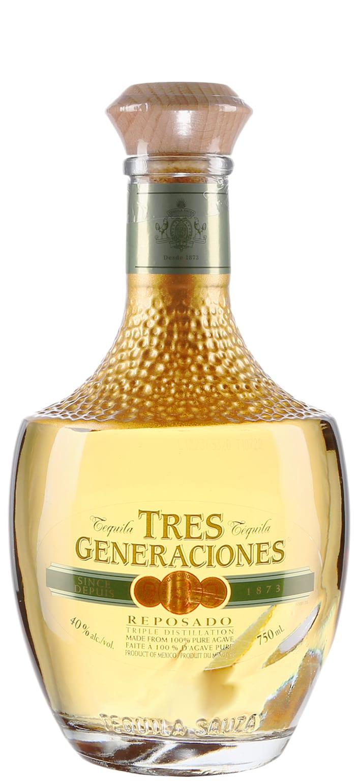Sauza Tres Generaciones Reposado фото