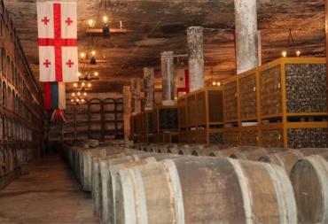 «Картули Вази» — эталон грузинского виноделия - фото