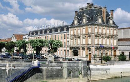 История дома Courvoisier - фото