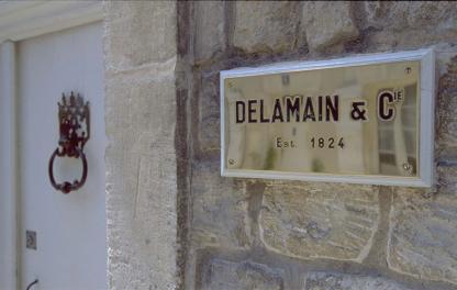 История Коньячного дома Delamain - фото