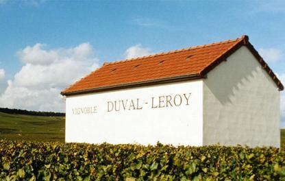 Шампанский дом Duval-Leroy - фото
