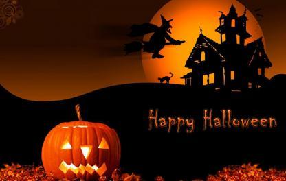 Хэллоуин в Винном Бутике
