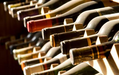 Хранение вина в домашних условиях