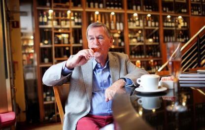 Хью Джонсон - винный эксперт