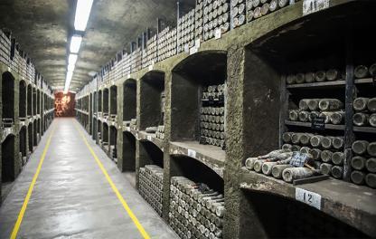 Коллекционные вина «Массандра» и их производство - фото