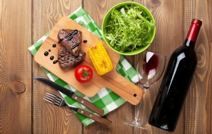 Еда и вино