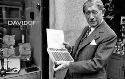 История Компании Davidoff - фото