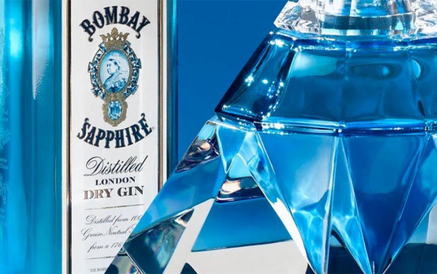 Джин Bombay Sapphire - фото