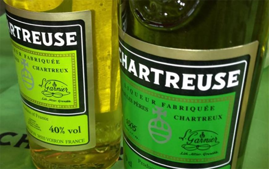 Ликер Chartreuse Vep - фото