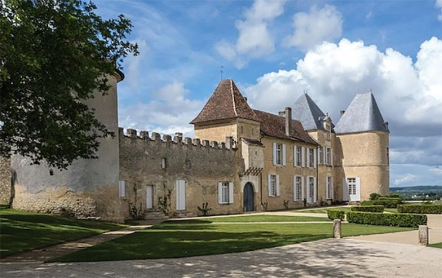 Chateau D'Yquem Sauternes - фото