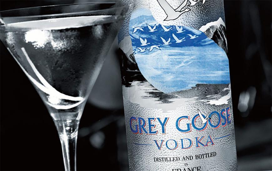 Водка Grey Goose - фото