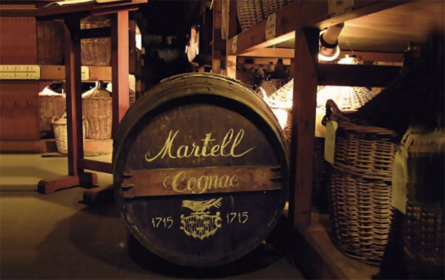 История коньячного дома Martell  - фото