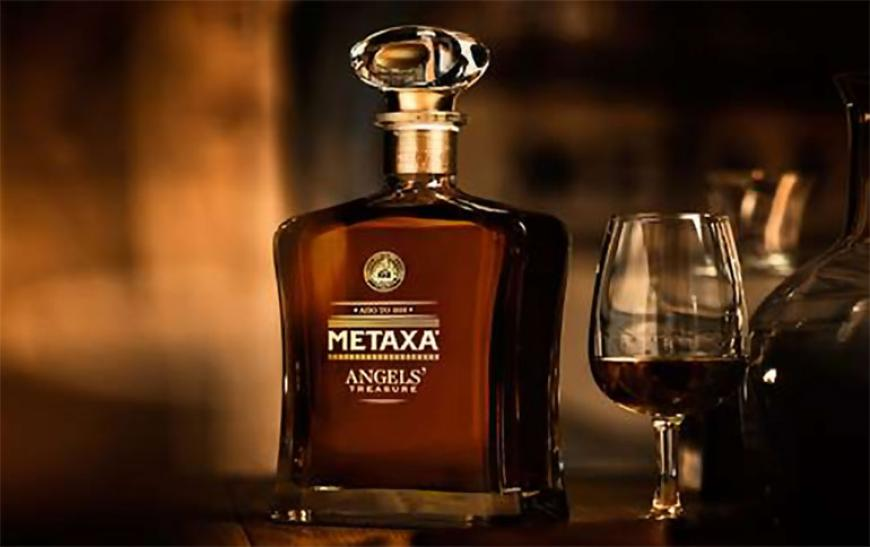 Греческая метакса - фото
