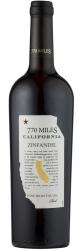 Вино 770 Miles Zinfandel