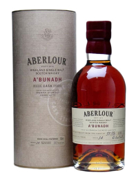 Виски Aberlour A'Bunadh Batch 34