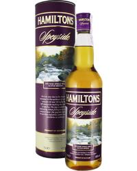 Виски Angus Dundee Hamiltons Speyside