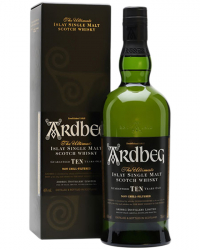Виски Ardbeg 10 Year Old