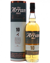 Arran Malt 10 Years Old фото