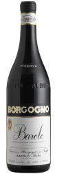 Вино Borgogno Barolo Classico Riserva, 1998