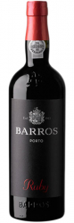 Портвейн Barros Ruby Porto