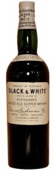 Виски Black & White 1960s