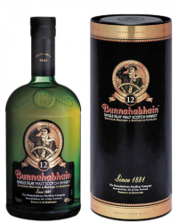 Виски Bunnahabhain 12 Years Old