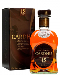 Виски Cardhu Distillery 15 Years Old