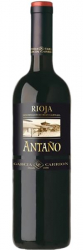 Вино Antano Tempranillo