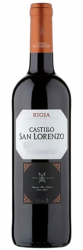 Вино Castillo San Lorenzo Tempranillo, 2015
