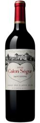 2001 Chateau Calon-Segur Saint-Estephe 3-me Grand Cru Classe фото