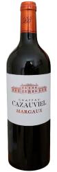 2017 Chateau Cazauviel Margaux AOC фото