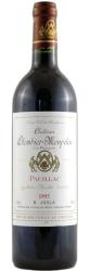Вино Chateau Colombier-Monpelou Pauillac AOC, 1995