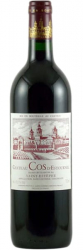 Вино Chateau Cos d'Estournel Saint-Estephe AOC 2er Grand Cru Classe, 1989
