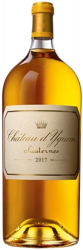 2017 Chateau d'Yquem Sauternes 3 liters фото